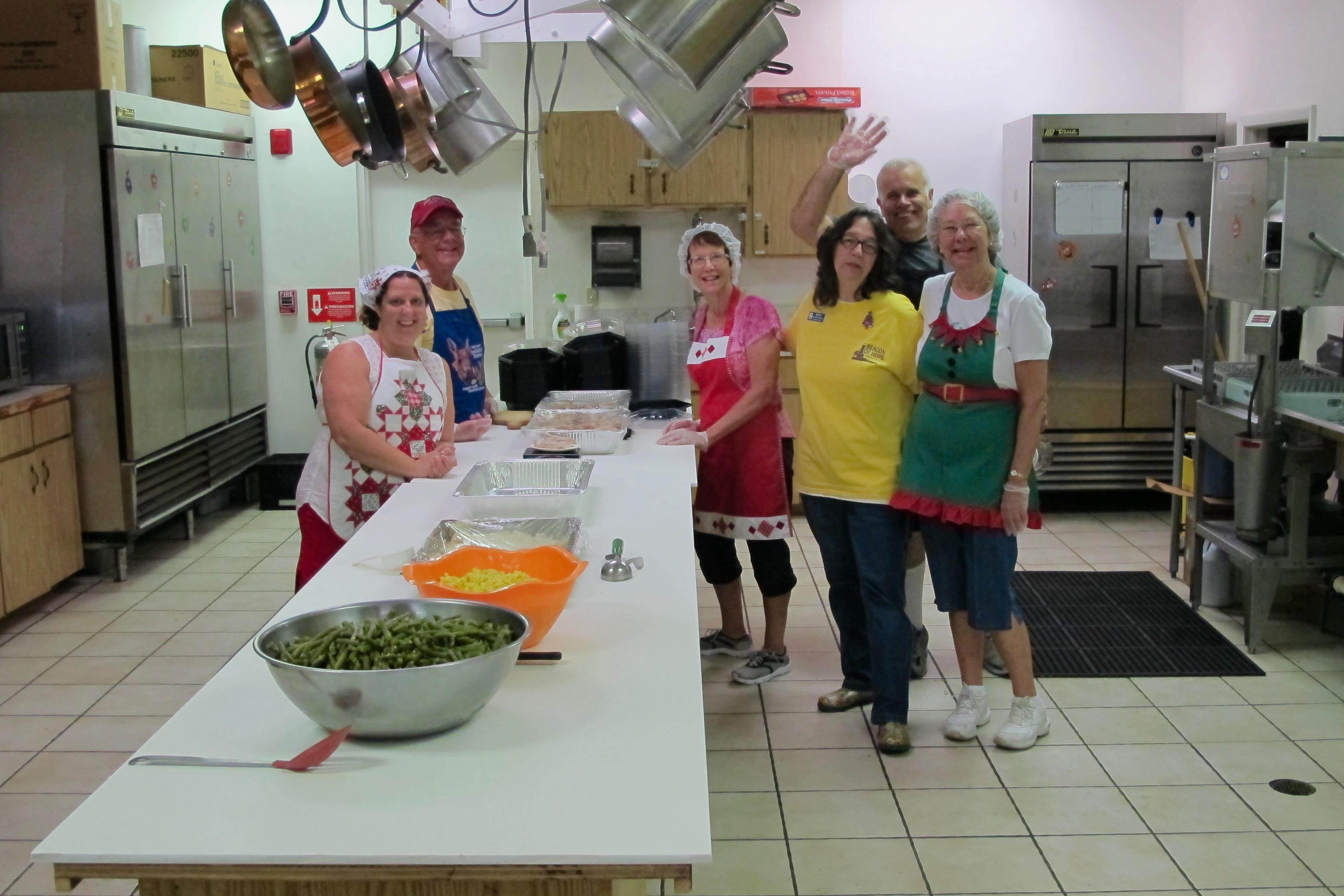 Christine McElewaine & her staff